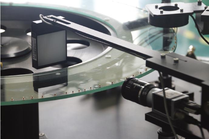 标准玻璃盘检测机