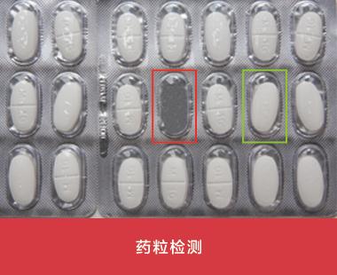 药品缺陷检测