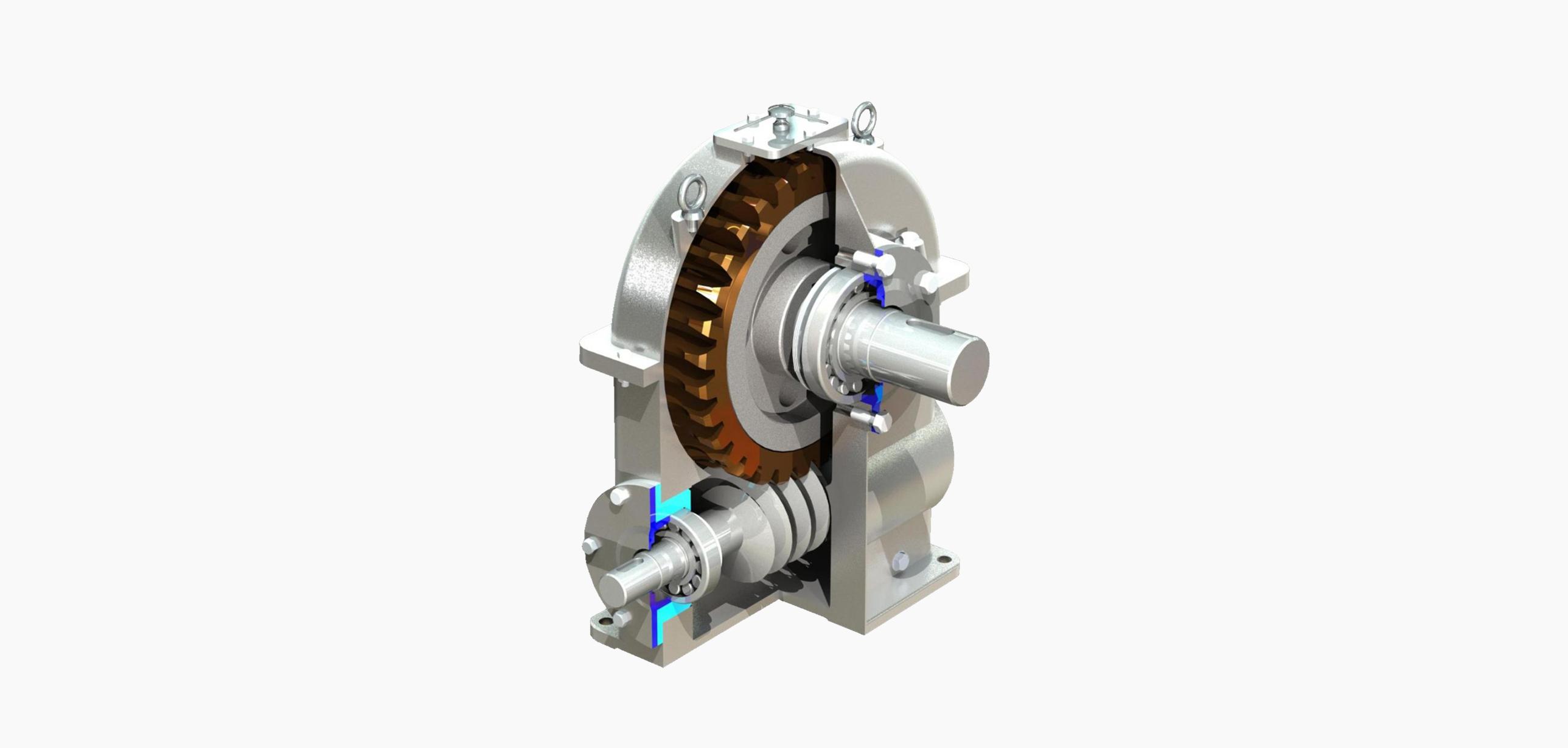 机械传动知识——蜗杆传动
