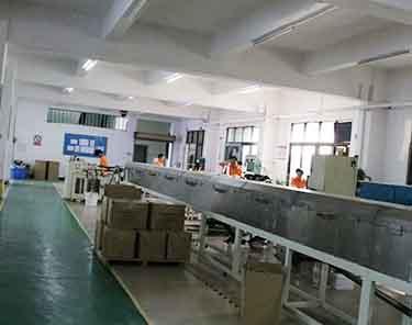 冠翔绝缘制品拥有专业的生产线 专业的品质