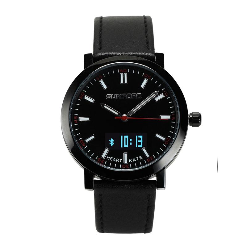 测心率手表