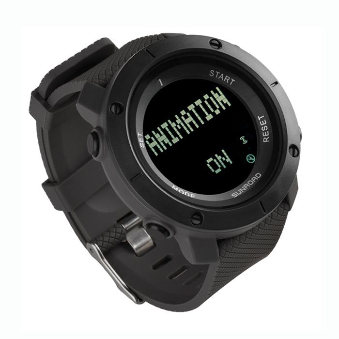 电子运动手表