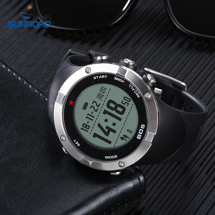 GPS北斗心率手表