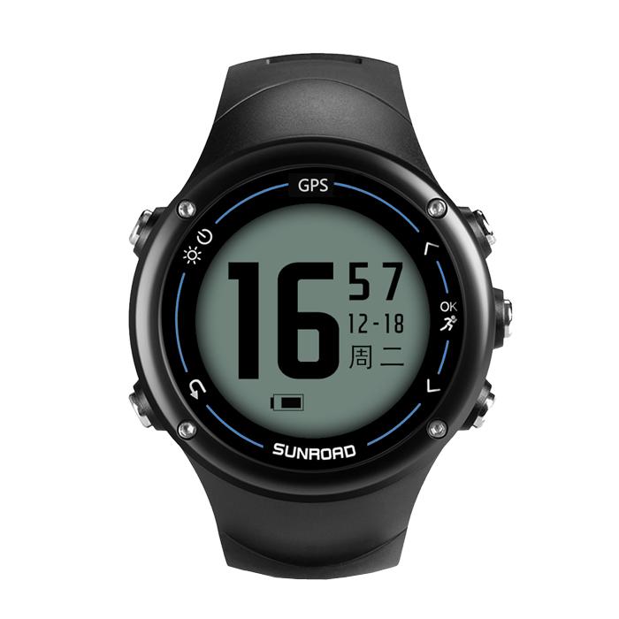 心率GPS手表