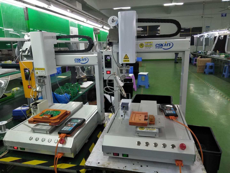 自動焊錫機進入電表行業