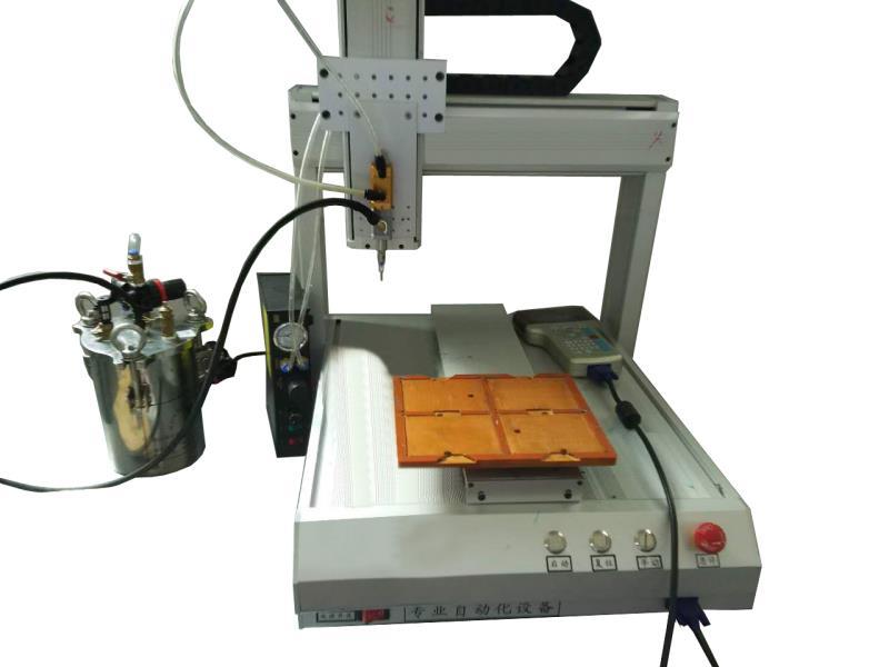 矽膠自動點膠機CSX-331