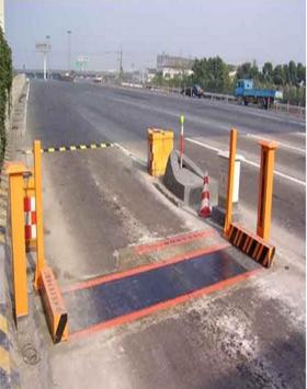 路政超限检测称重系统