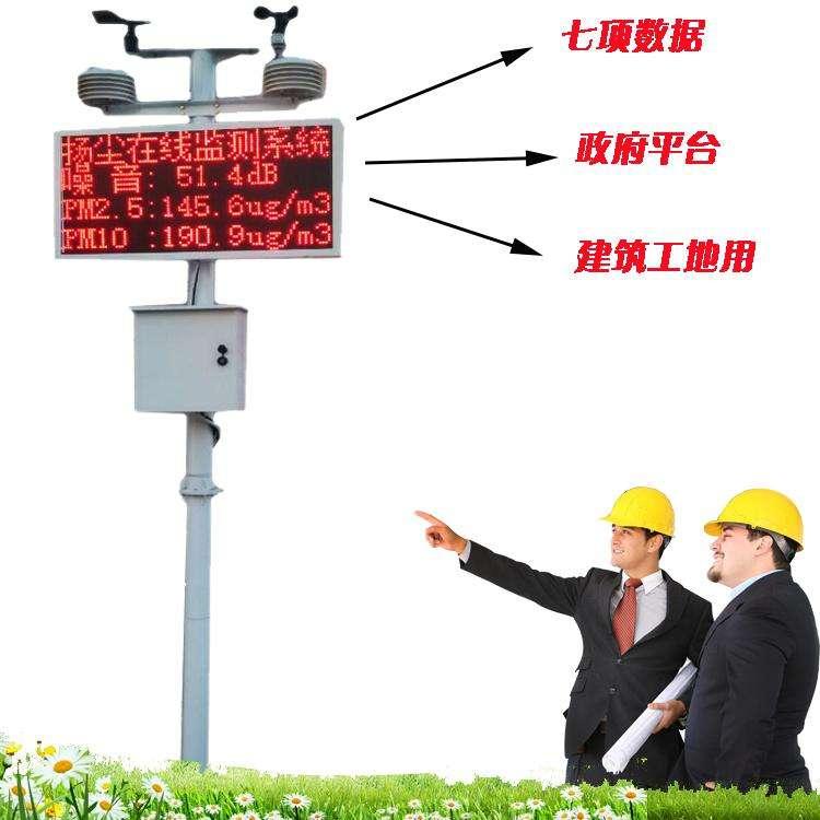 扬尘噪声监控系统
