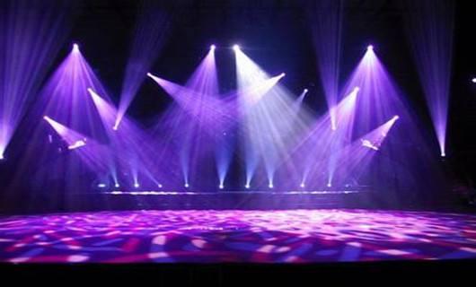 舞台灯光音响搭建注意事项