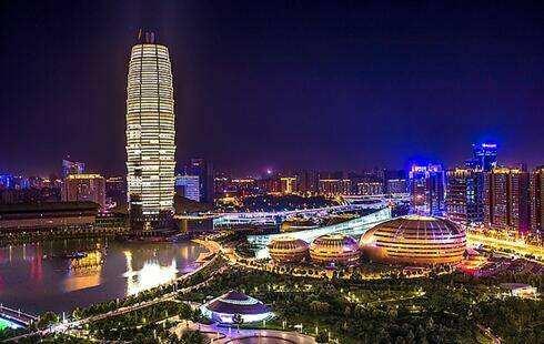3年内郑州将初步建成现代国际物流中心