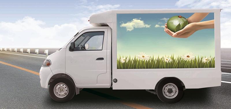 泉州LED广告车租赁 长服让您的广告遍布大街小巷