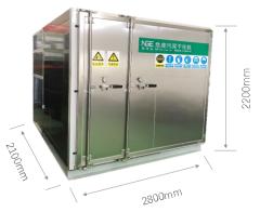 序批式污泥干化机SDR-20 标准型
