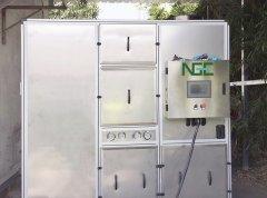 苏州紫翔电子科技有限公司污泥干化设备购买案例