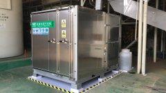昆山利乐包装污泥干化设备购买案例