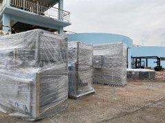 南京某水务有限公司污泥干化设备购买案例