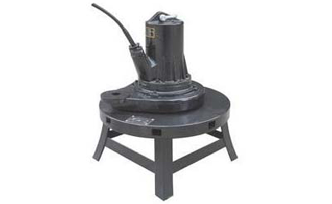 离心式潜水曝气机