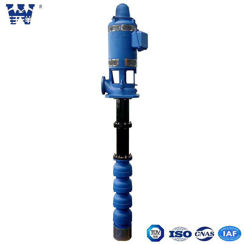 长轴深井泵