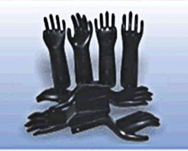 手套模涂铁氟龙