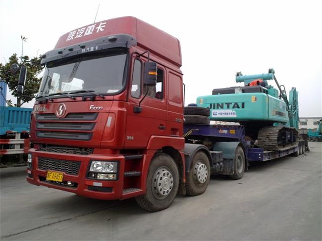 工程设备运输