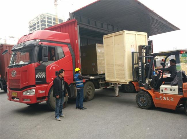 展览品运输