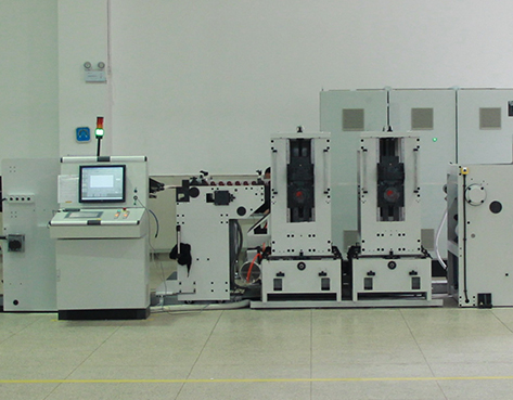 Offline die cutting machine