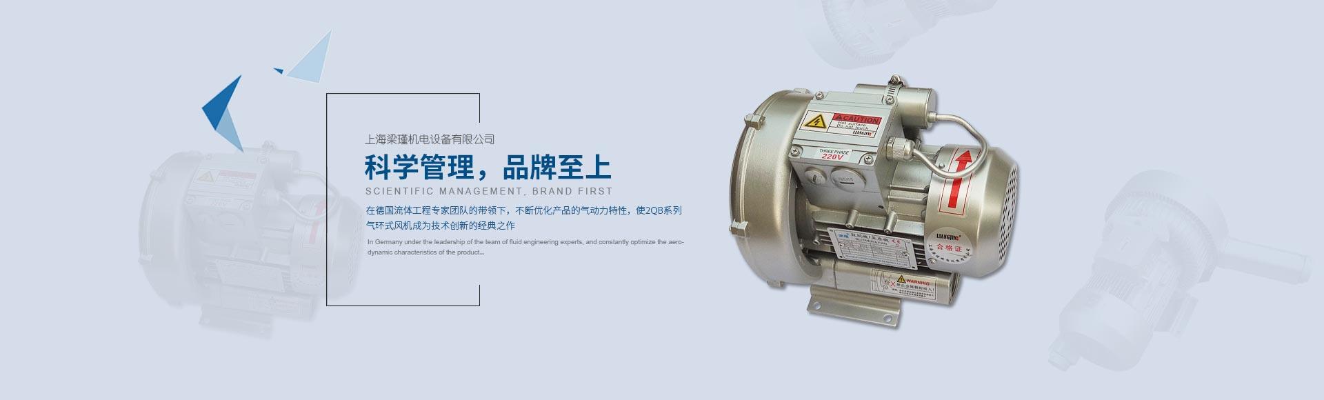 上海双段式高压鼓风机