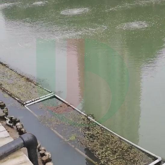 河道污水处理应用案例现场