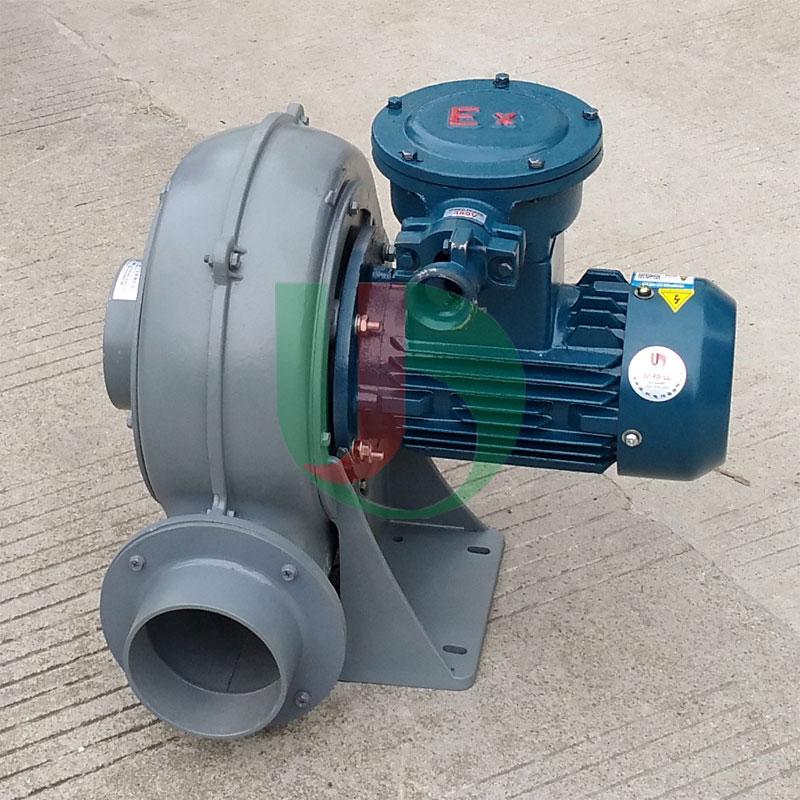 防爆鼓风机应用与节能