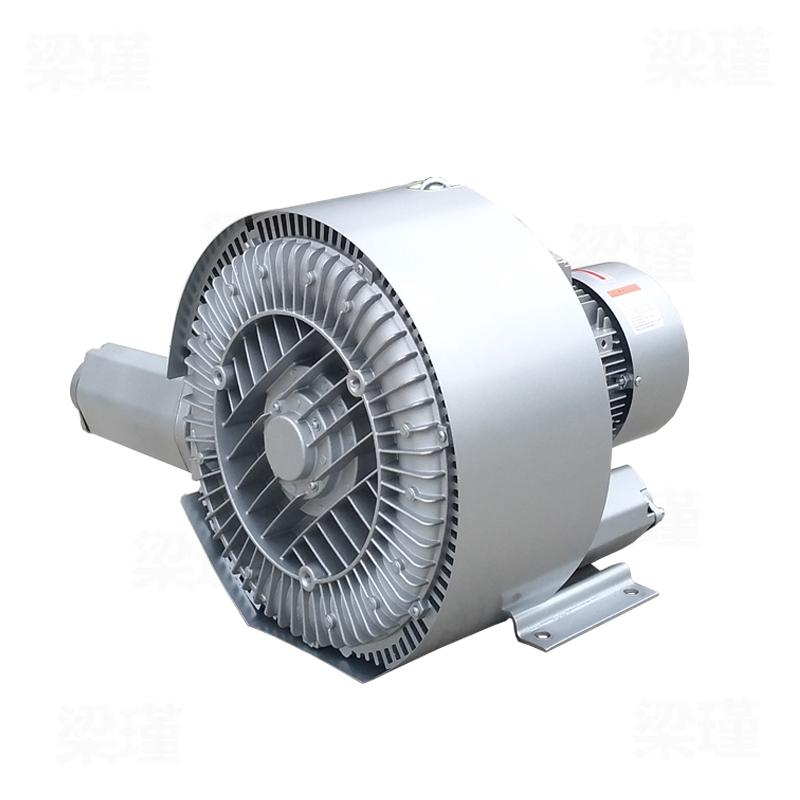 双段式漩涡气泵