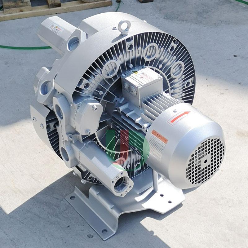 三段式漩涡气泵