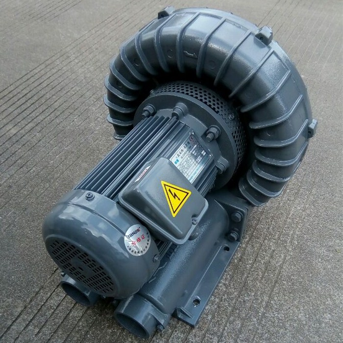 耐高温漩涡气泵实物