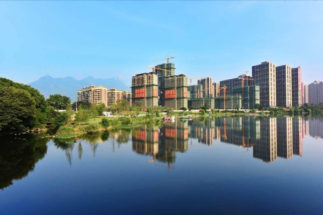 福州融侨观湖项目