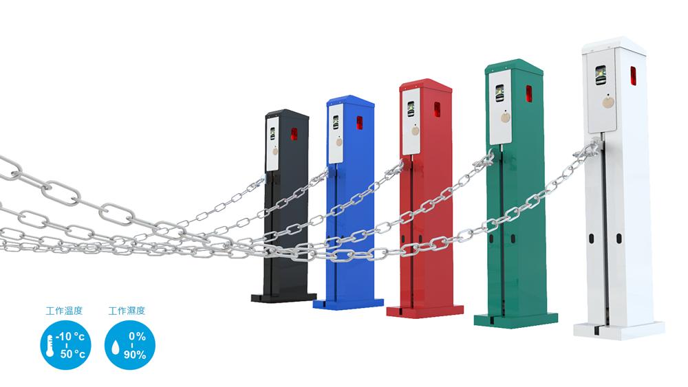 电动栏杆索链式KP600~900