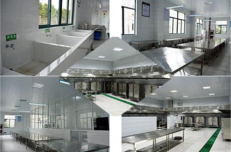 中央厨房环境