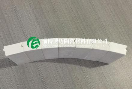 耐磨氧化锆陶瓷衬砖