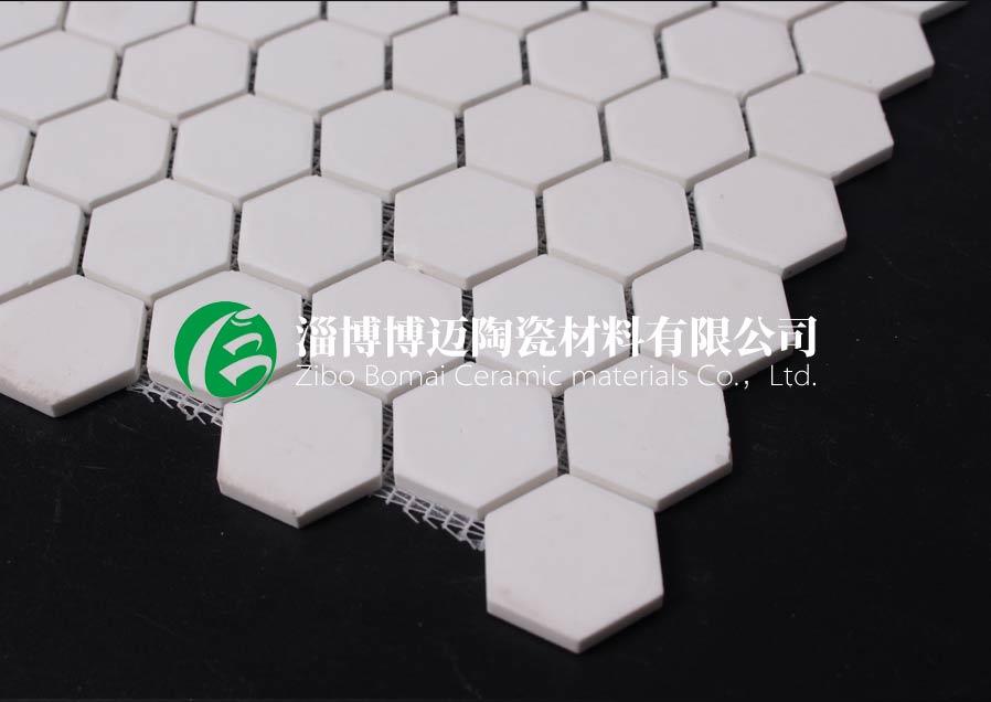 耐磨陶瓷衬板怎么切割