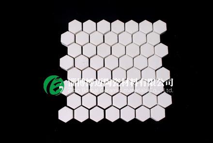 六角片(陶瓷马赛克)
