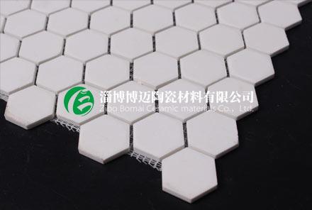 耐磨陶瓷片在水泥行业中的应用