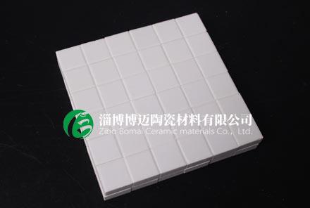耐磨陶瓷衬片在选粉机耐磨下料溜槽中的应用