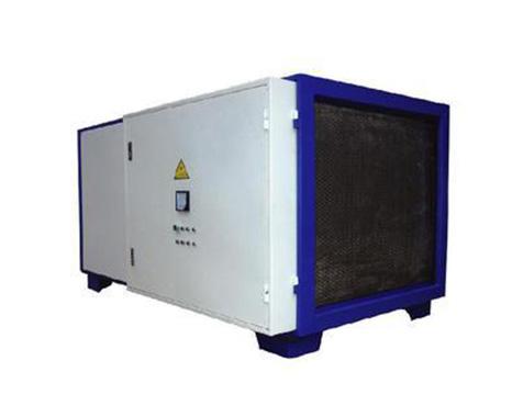 高压静电式净化器
