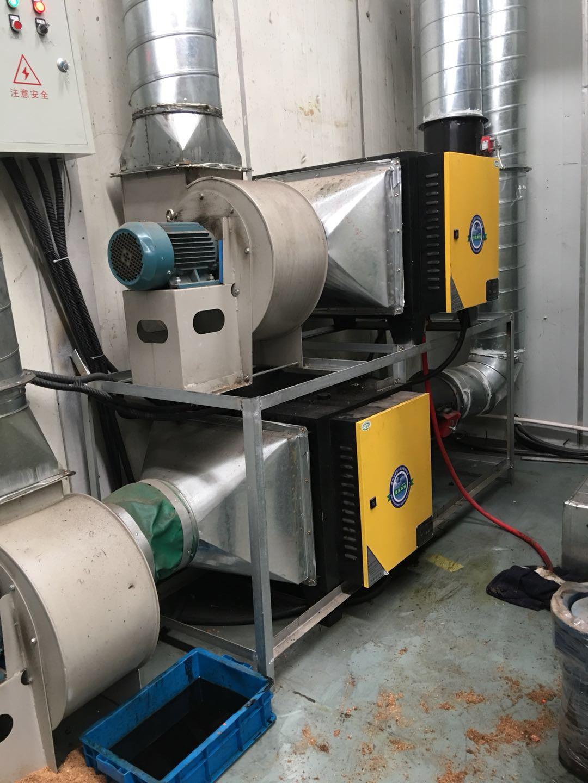 XJ-JG工业油烟净化器