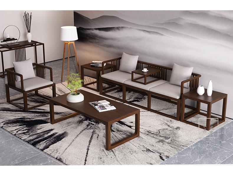 新中式风格,客餐厅好漂亮,源于设计之美