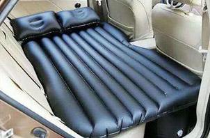 車載充氣床墊