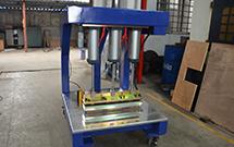 PTFE膜材熱合機