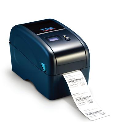 TSC TTP-225条码打印热感应打印机