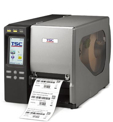 TSC 2410MT工业条码打印机标签打印机