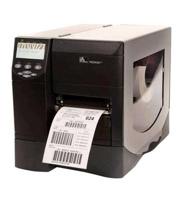 zebra RZ400 RFID打印机