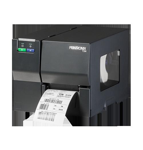 printronix普印力 T2N条码打印机 工业级条码标签打印机