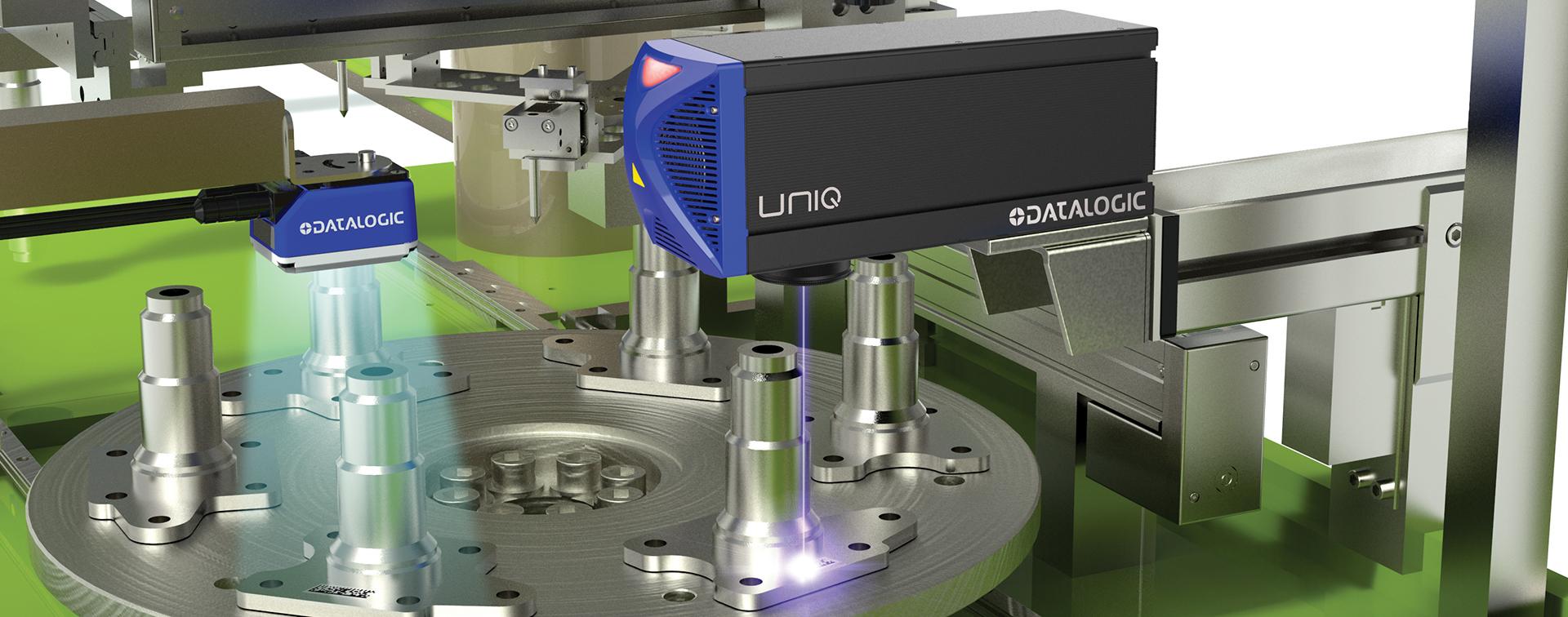 工业固定式读码器在电子产业的应用及解决方案