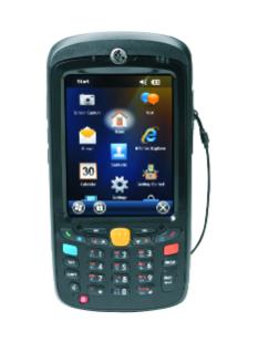 zebra斑马  MC55 行业终端PDA移动数据终端系列